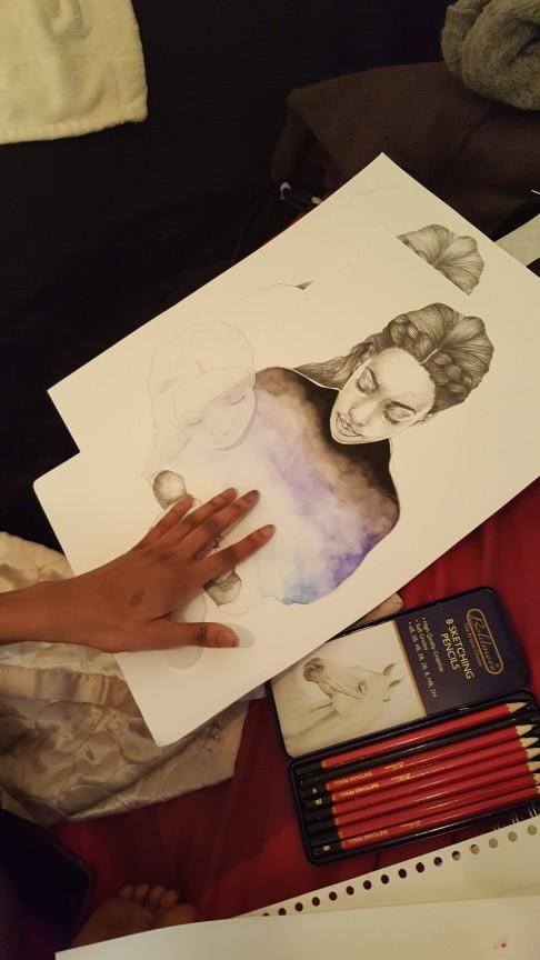 Fine art, Loleithaart,