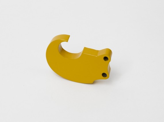 James Capper, Bottle opener. Edition of 50  4cm (w) x 6cm (h) x 0.8cm (d). Photos: Jack Hems