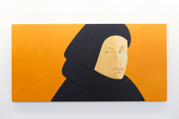 Alex Katz: Quick Light Installation view Serpentine Gallery, London (2 June – 11 September 2016) Image © Tristan Fewings / Getty