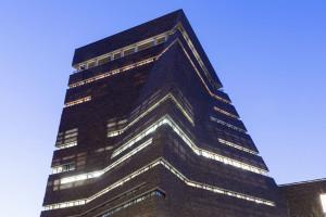 Switch House, Tate Modern© Iwan Baan