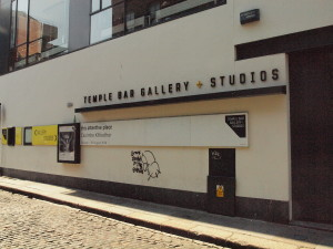 Temple Bar Gallery and Studios, Dublin. Photo: Smirkybec (Own work) [CC BY-SA 3.0 (http://creativecommons.org/licenses/by-sa/3.0)], via Wikimedia Commons