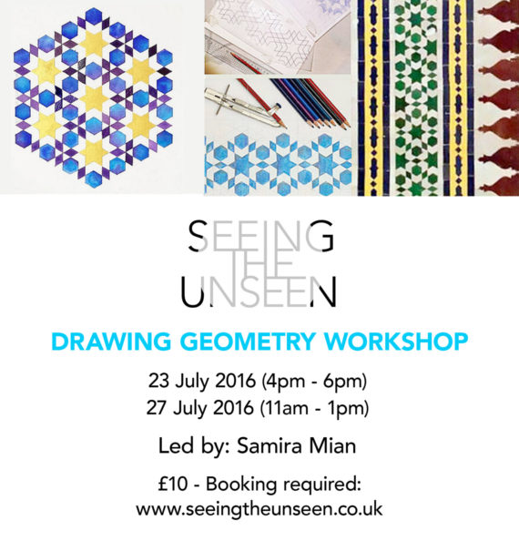 Drawing Geometry Workshop - London