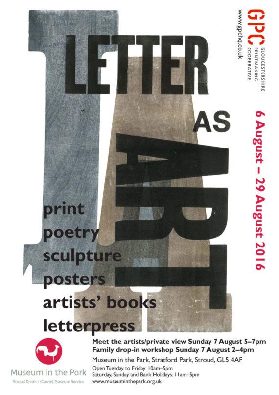 Letter as Art Exhibition