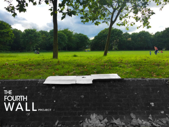 The Fourth Wall Project (2016). Image: Nurull Islam, courtesy MECP