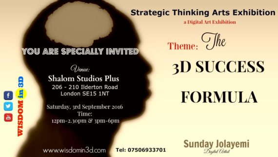 strategic thinking arts london