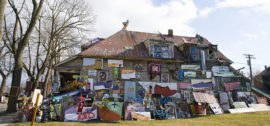 The Heidelberg Project - Detroit, Michigan USA. Photo: David Yarnall. Creative Commons