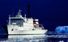 Akademik Ioffe research ship