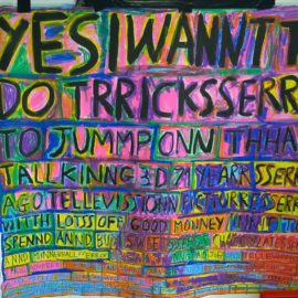Barry Anthony Finan, Yes I wannt to do tricksserrs. Courtesy: OutsiderXchanges