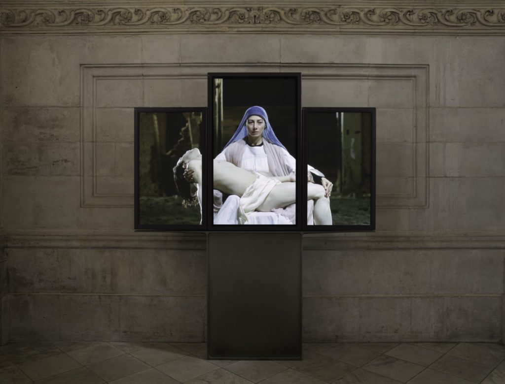 Bill Viola, Mary, 2016. Courtesy Blain Southern. Photo Peter Mallet