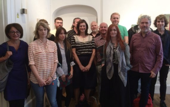 The finalists for the Contemporary British Painting Prize 2016.