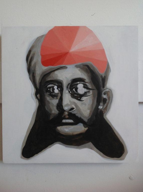 Raj portrait