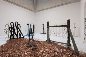 Michael Dean, Turner Prize 2016, Tate Britain. Michael Dean, Turner Prize 2016, Tate Britain. Courtesy Joe Humphrys © Tate Photography