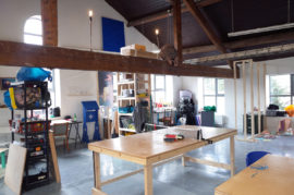 Serf studios and workspace, Leeds
