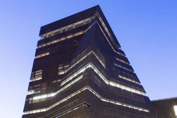 Switch House, Tate Modern. 
