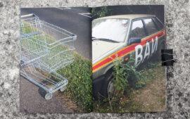 kings lynn junc photozine trollery and car spread
