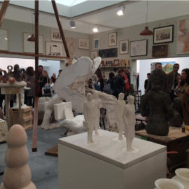 Hauser & Wirth at Frieze London 2016.
