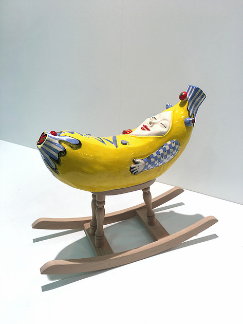 Banana chair, Jung Eun Han