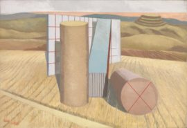 Paul Nash, Equivalents for the Megaliths, 1935. © Tate