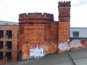 Uptin House, Ouseburn, Newcastle