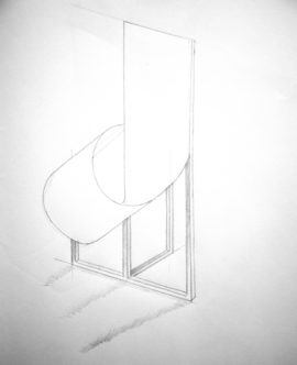 Fortune Tellers; initial sketch