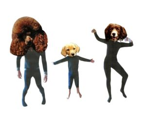 Marvin Gaye Chetwynd, Getting Dogsy, 2016