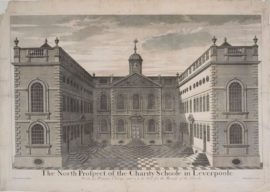 The Bluecoat in 1718
