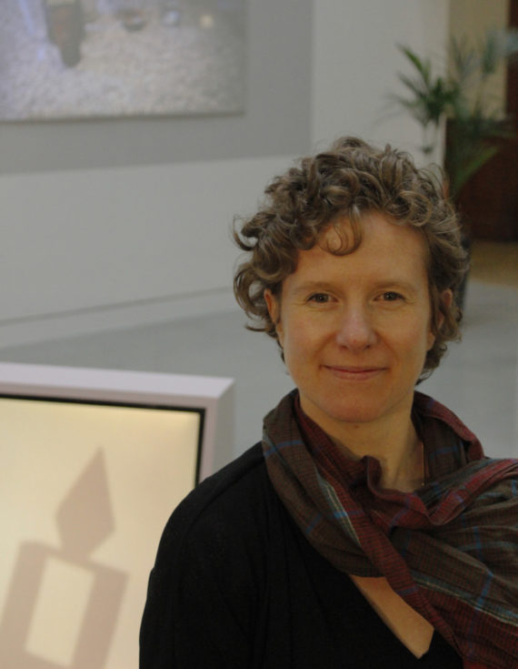 Bryony Bond, artistic director, The Tetley, Leeds