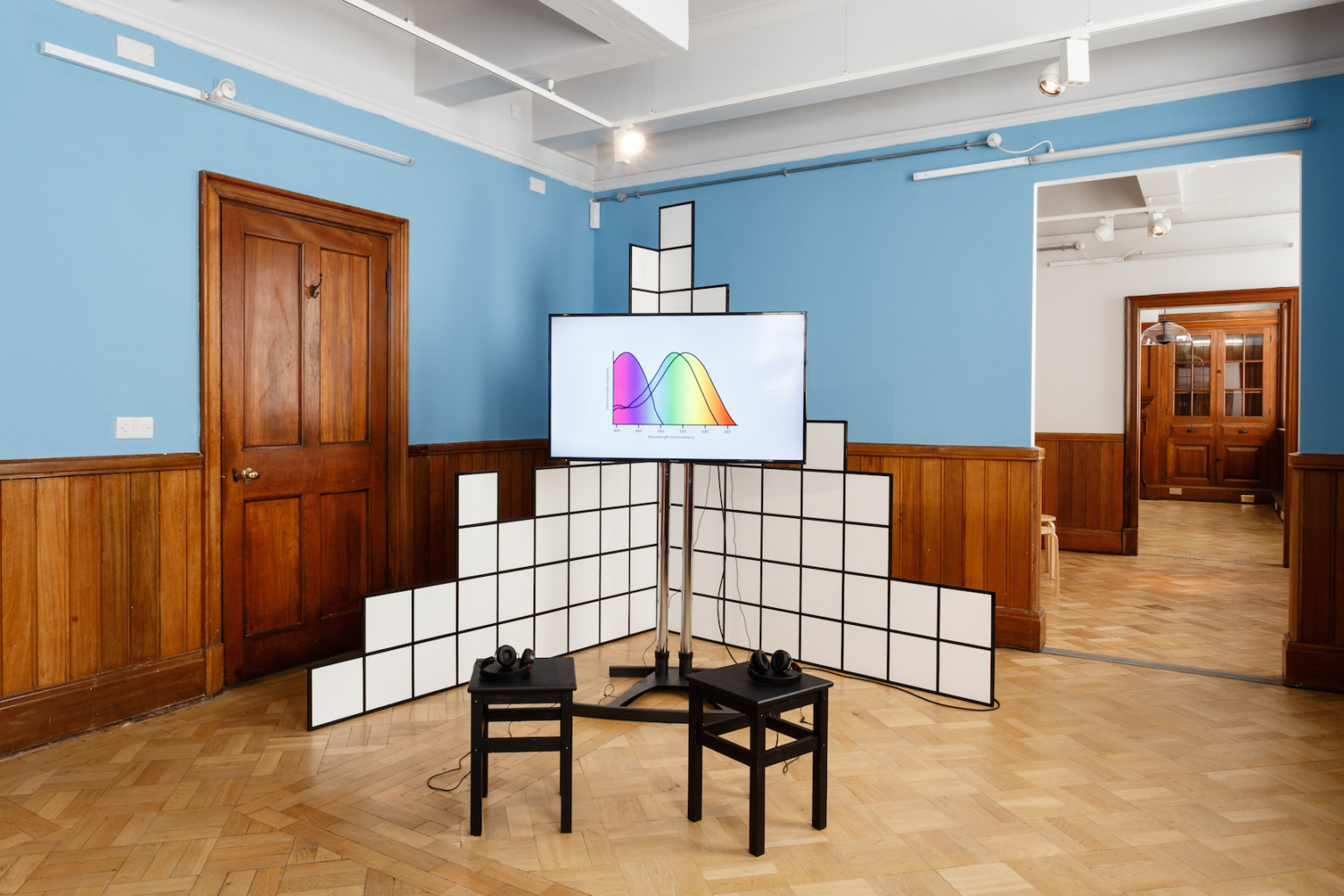 Amelia Crouch, Spectral Evidence, 2016, The Tetley, Leeds, Image courtesy of the artist. Photo: Jules Lister