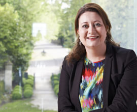 Jennifer Scott, the new Sackler Director of Dulwich Picture Gallery