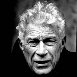 John Berger. Photo: courtesy Verso Books