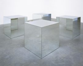 'Untitled' (1965), reconstructed (1971) Robert Morris