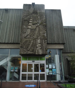 Turnpike Centre, Leigh, home to the Turnpike Gallery. Photo: Natalie Bradbury