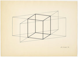 'Structural Constellation' (1936) Josef Albers