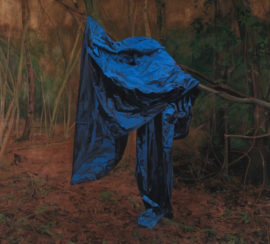 George Shaw, The Living and the Dead, 2015–16 © The Artist and Wilkinson Gallery, London