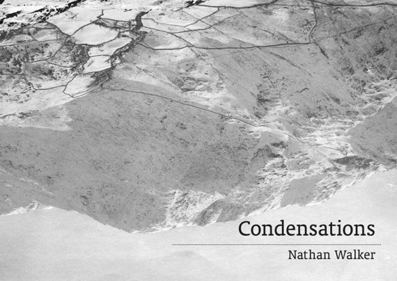 Cover detail: Condensations, Nathan Walker, Uniformbooks, 2017. Photo:  Nathan Walker / Uniformbooks