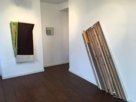 Peter Symonds, Flotsam and Jetsam, Installation View