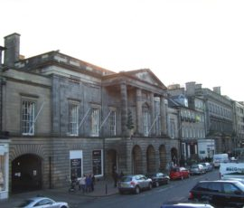 The Assembly Rooms, Edinburgh. Photo: Simon Johnston. Licensed for reuse under the Creative Commons