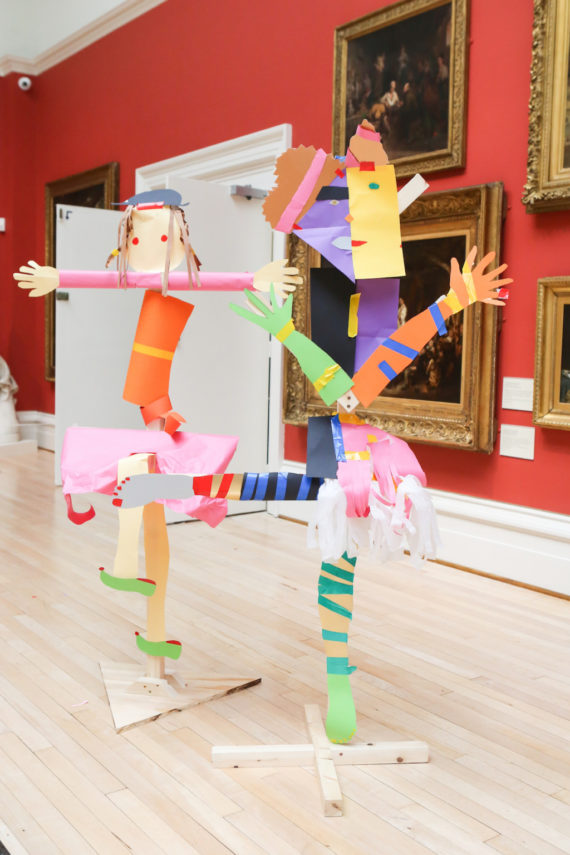 Children's Art Week. Photo: Beth Moseley Photography; Courtesy: engage