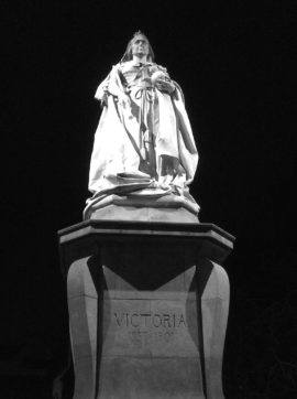 Queen Victoria monument, Blackburn