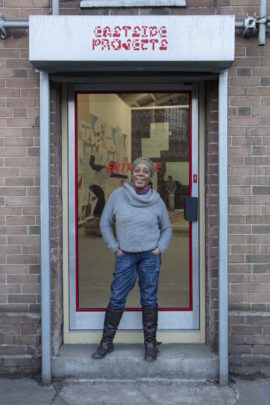 Sonia Boyce, Eastside Projects, Birmingham. Photo: George Torode; Courtesy: the artist and Eastside Projects