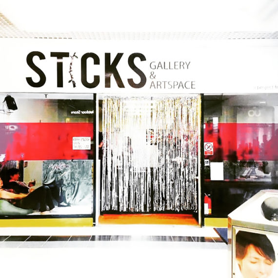 Sticks Gallery. Courtesy: Beth Davis-Hofbauer