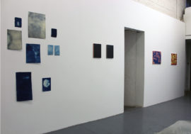 Shaping the Void, exhibition view
