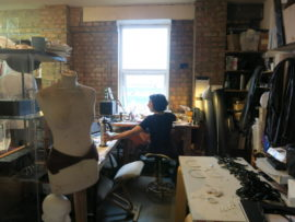 Jewellery making studio at Stour Space, London. Courtesy: the London Assembly