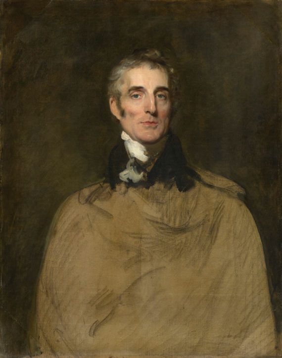 Sir Thomas Lawrence, Arthur Wellesley, 1st Duke of Wellington, 1829. © National Portrait Gallery, London