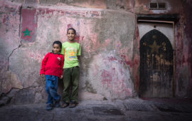 BEYOND MOMENTS: MOROCCO - TWO BROTHERS