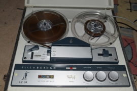 Reel to reel sound