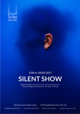 Silent Show, poster