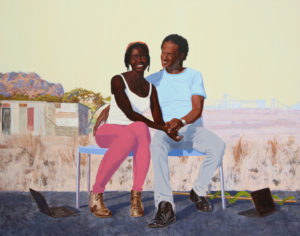 Kimathi Donor, For Moses had Married an Ethiopian Woman (Numbers 12:1), 2015
