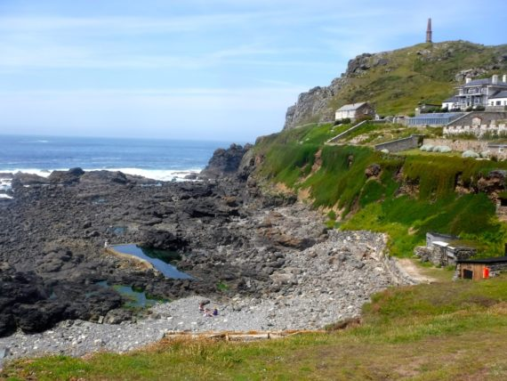 Brisons Veor, Cape Cornwall