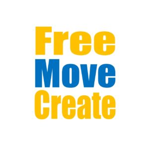 #FreeMoveCreate campaign